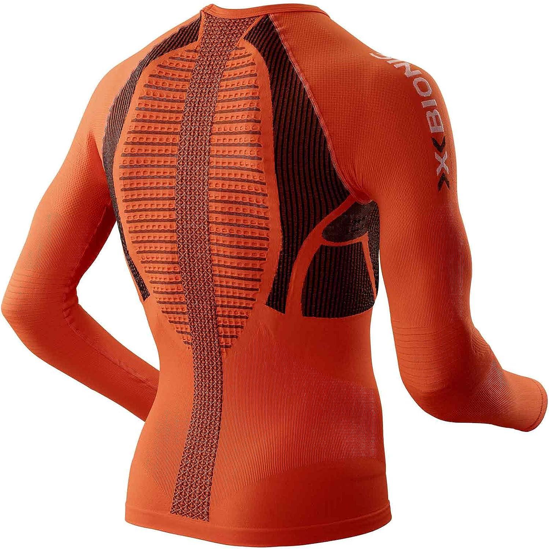 X-Bionic - Camiseta de running para hombre: Amazon.es: Ropa y accesorios