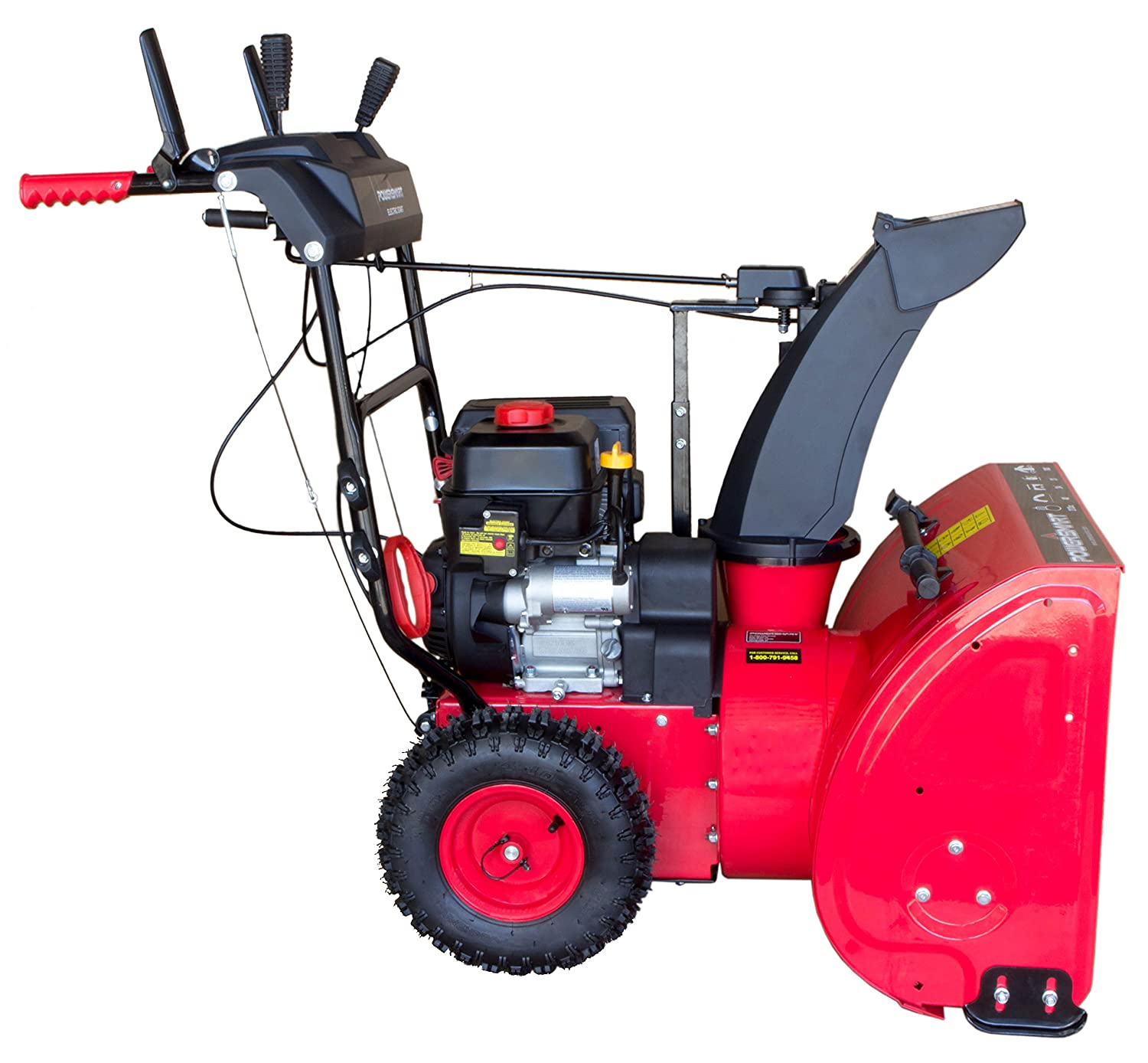 consumer report best snow blowers