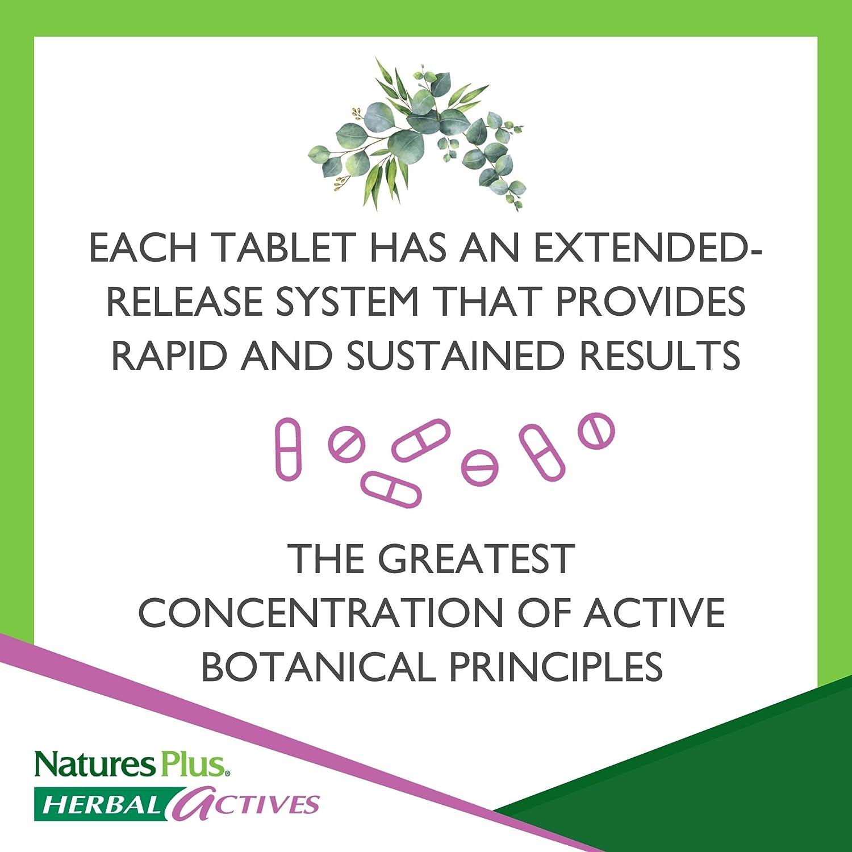 NaturesPlus Herbal Actives Red Yeast Rice Gugulipid - 450 mg, 120 Vegan Capsules - Heart Health Supplement, Cholesterol Support - Vegetarian, Gluten-Free - 120 Servings: Health & Personal Care