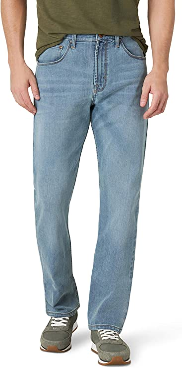 Five Star Premium Slim Straight Jeans (34x32, Wilson) at Amazon Men's Clothing store