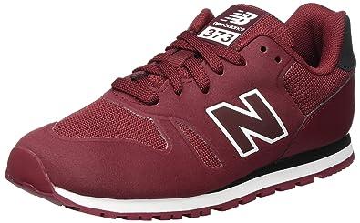 New Balance KD373, Chaussures de Fitness Mixte Enfant, Rouge