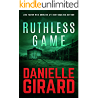 Ruthless Game: A Captivating Police Detective Thriller book cover
