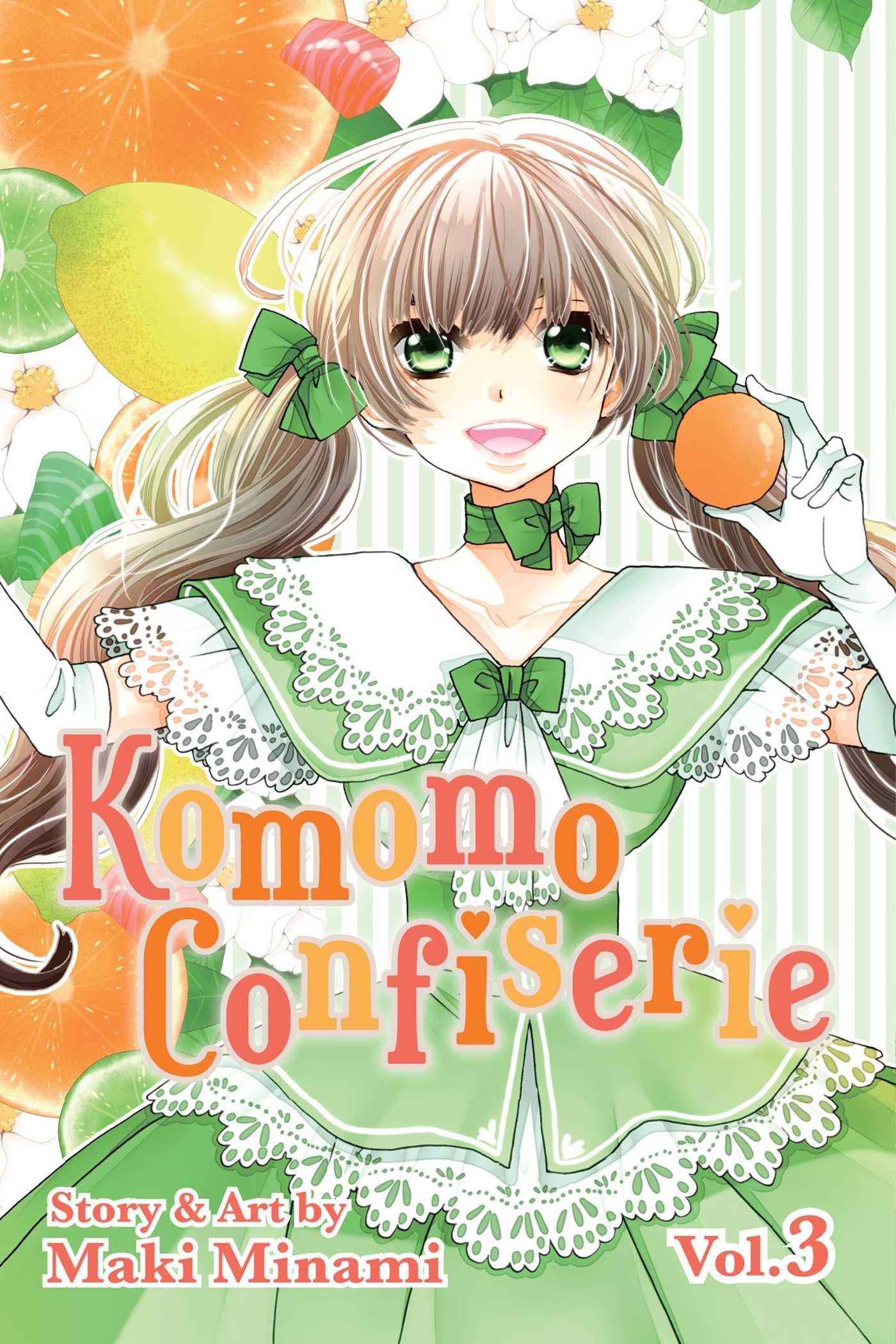 Download Komomo Confiserie, Vol. 3 pdf