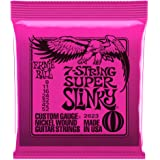Ernie Ball 7-String Super Slinky Nickel Wound Set, .009 - .052