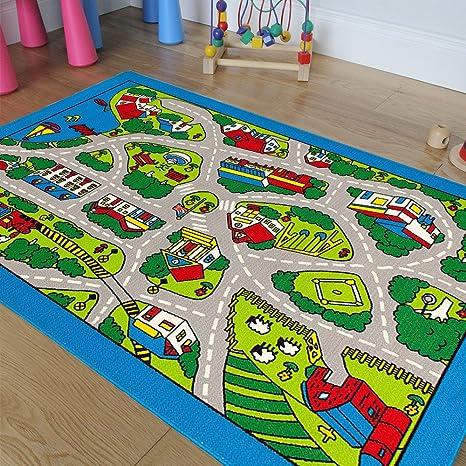 Amazon.com: Kids / Baby Room / Daycare / Classroom / Playroom Area ...