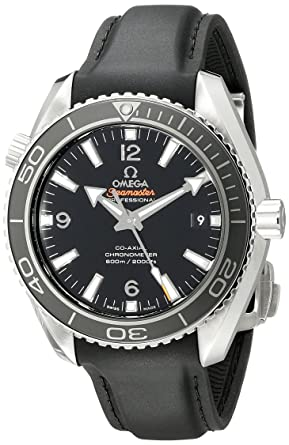 09b34c259ac Amazon.com  Omega Men s 23232422101003 Analog Display Swiss ...