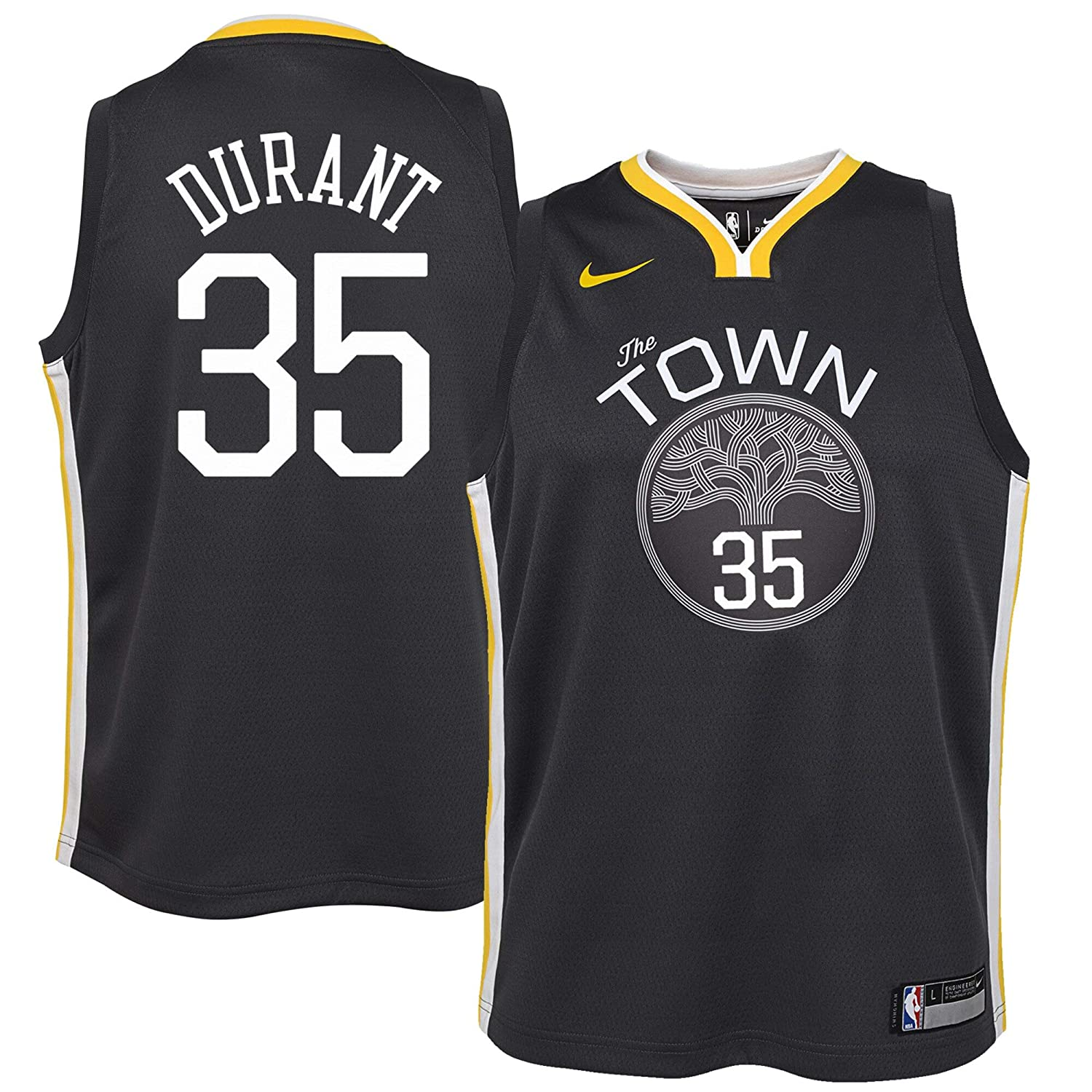 Amazon.com: Nike Kevin Durant Golden State Warriors NBA ...
