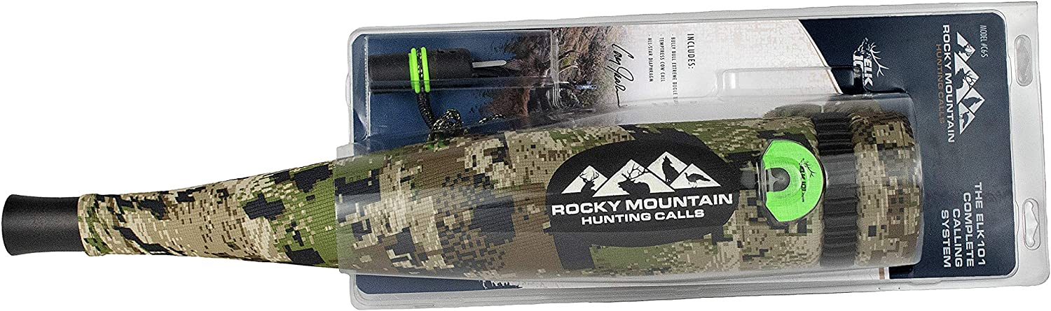 NEW Rocky Mountain Elk101 Calling System C6