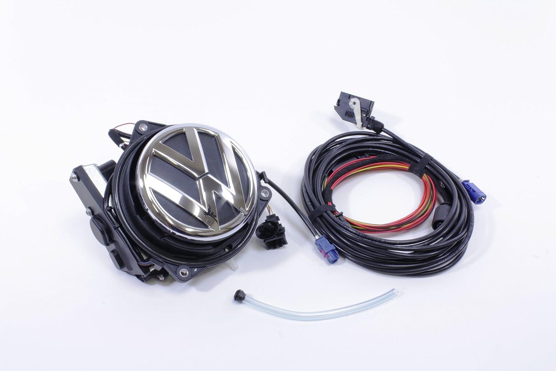 Amazon com: Genuine Volkswagen Backup Camera Kit for