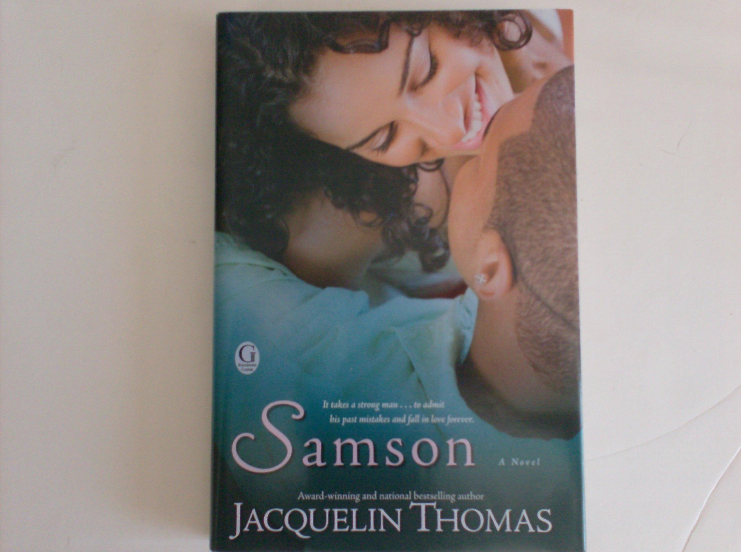 Samson, a Novel pdf epub