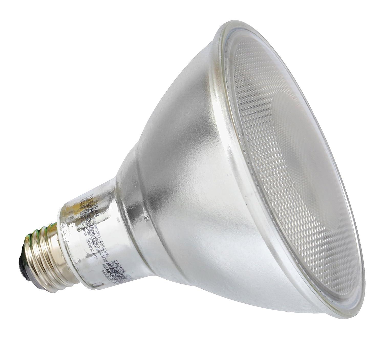SYLVANIA 120W Equivalent LED PAR38 Lamp Wet Rated & Energy Star qualified ULTRA Line - E26 Medium Base - 17W - 3000K, Warm White