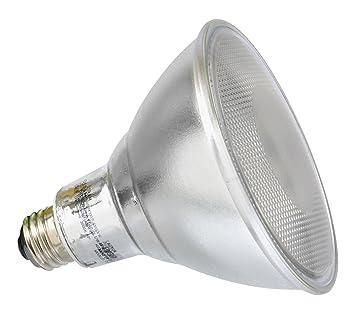 Bombilla led regulable de Sylvania, 17 W, repuesto para bombillas halógenas PAR38. base mediana: Amazon.es: Bricolaje y herramientas