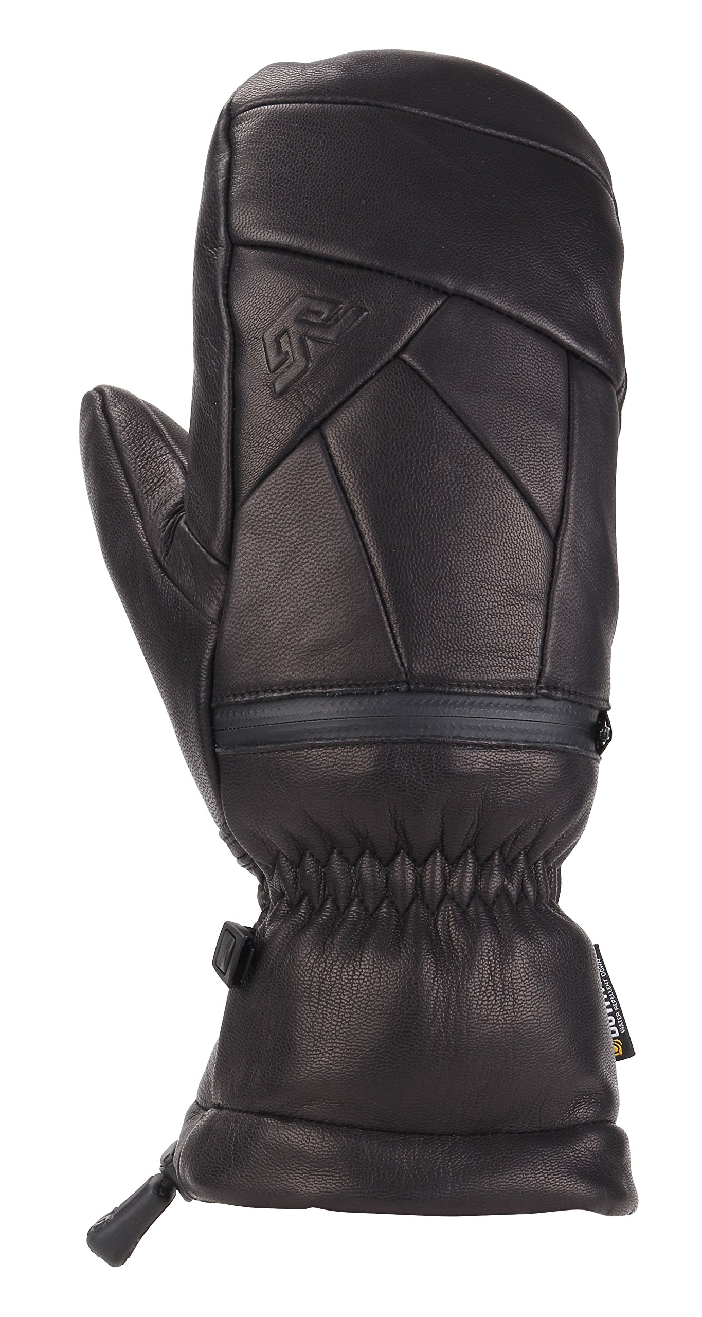Gordini Women's Women's Leather Goose Iv Insulated Mittens, Black, Large by Gordini (Image #1)