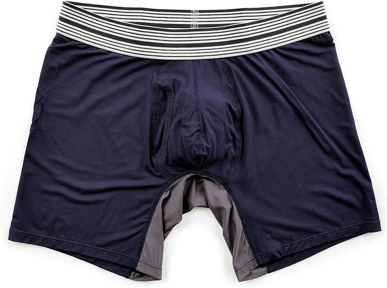 Mr. Davis Men's Standard Cut Boxer Brief Underwear