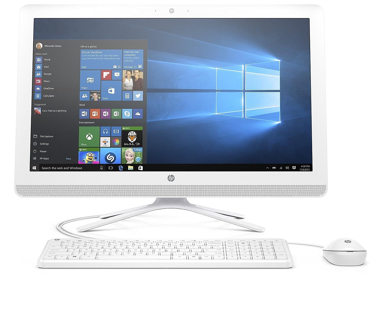 "Amazon.com: HP 24-g016 23.8"" All-In-One Desktop (Intel Pentium J3710, 8GB  RAM, 1 TB HDD, Windows 10 Home) (Certified Refurbished): Computers &  Accessories"