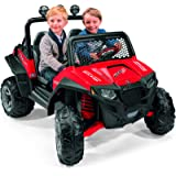 Peg Perego Polaris RZR 900 Red Ride On