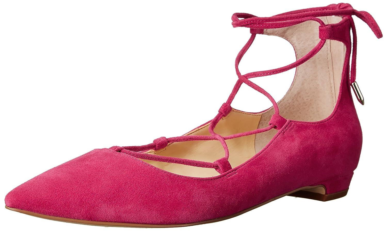 Ivanka Trump Women's Tropica Ballet Flat B01IX3HPHQ 8.5 B(M) US|Pink