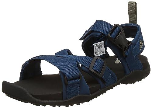 ae06097697101d Adidas Men s Gladi M Blunit Traoli Sandals - 8 UK India (42 EU)  Buy ...