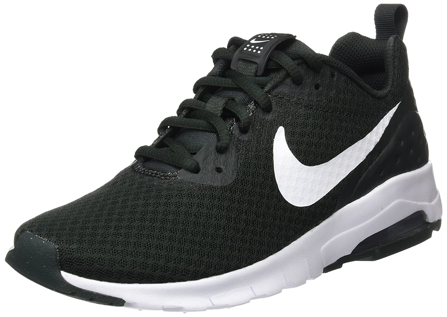 NIKE Women's Air Max Motion Lw Running Shoe B06X3RP2PM 5.5 B(M) US|Outdoor Green/White