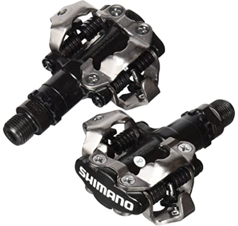 BV Bicicletas Calas para Shimano SPD- Spinning, Ciclismo de ...