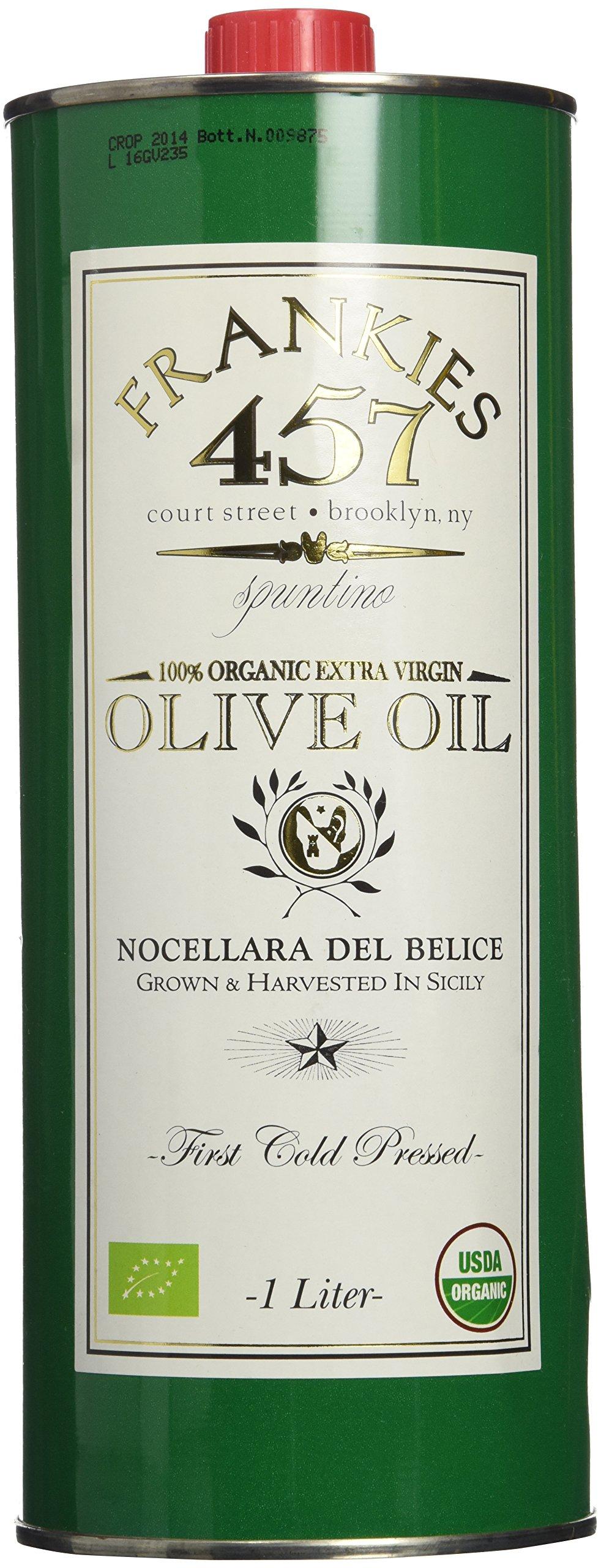 Frankies 457 Spuntino Extra Virgin Olive Oil - 1 liter by Frankies
