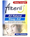 Alteril Natural Sleep Aid Tablets, 30 Count(Pack of 3)
