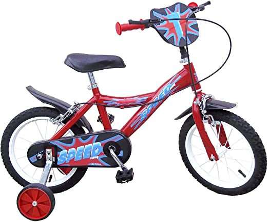 TOIMSA - Speed, Bicicleta de 14