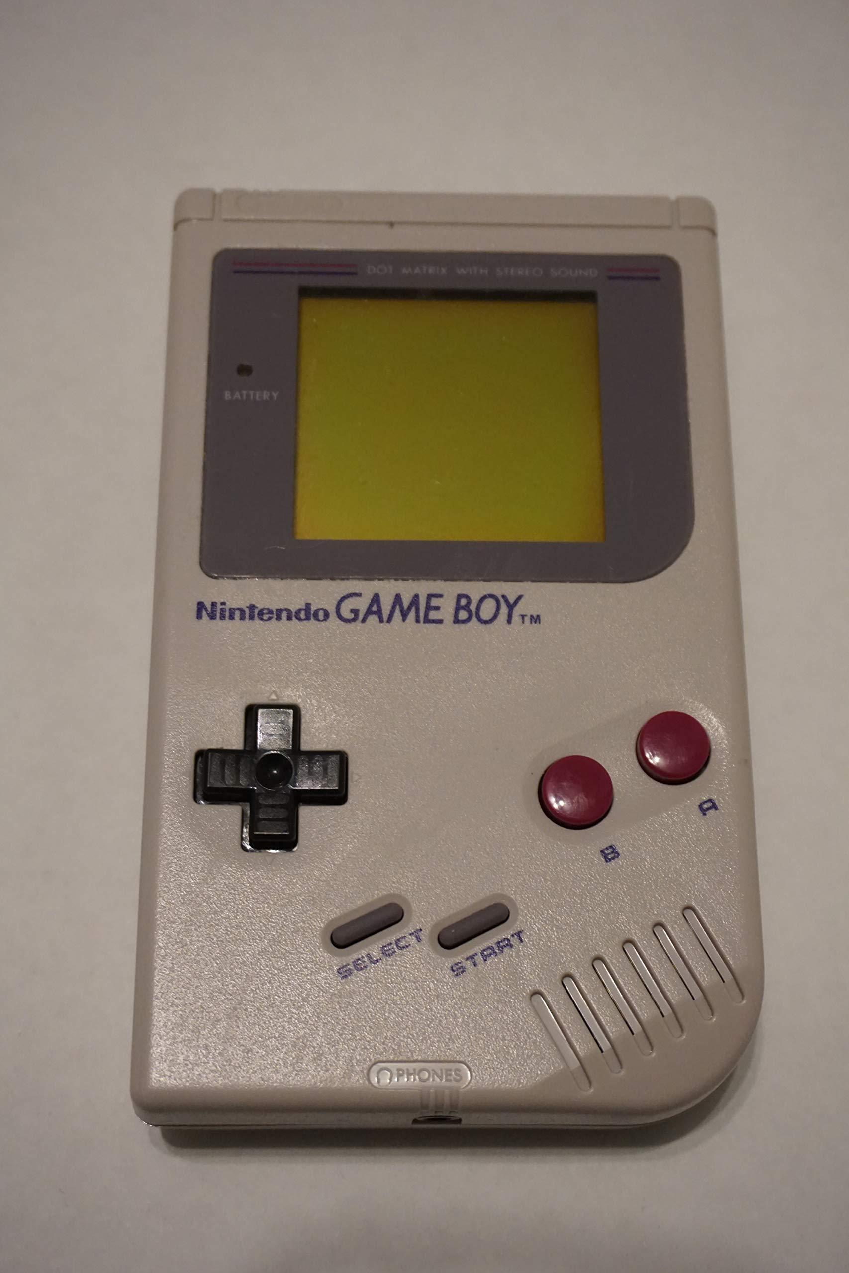 Nintendo Game Boy - Original (Gray) - Buy Online in UAE
