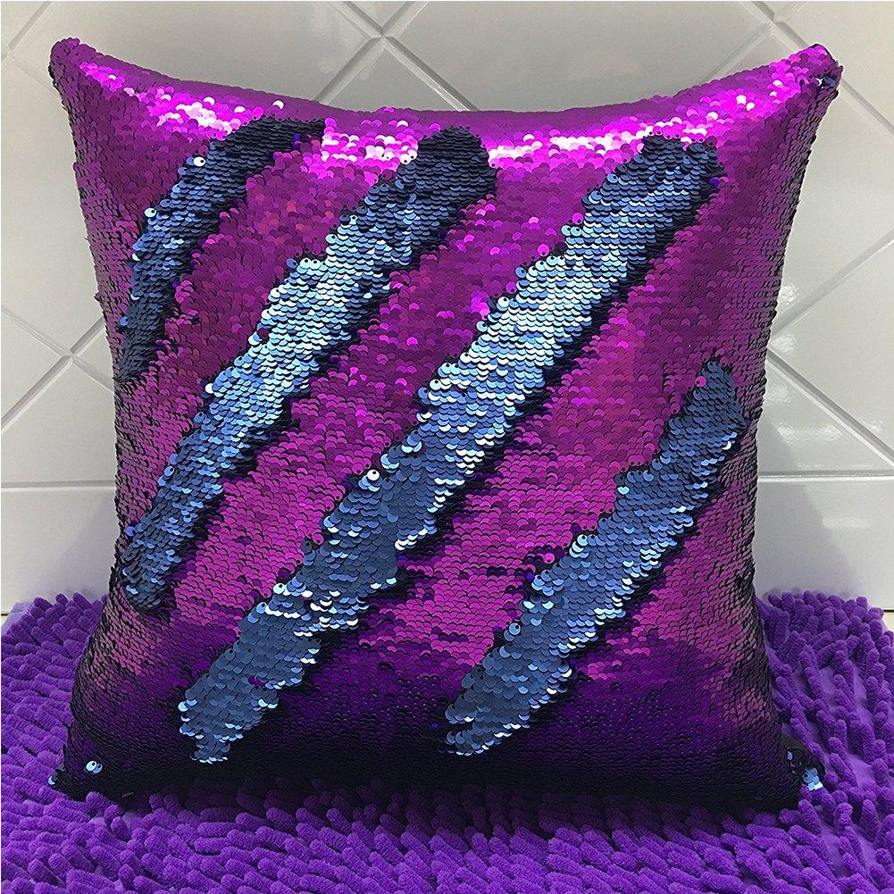 ursky Crochet Strick Sofa Wohnzimmer Meerjungfrau Schwanz Decke ...