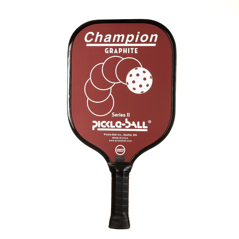 Pickleball, Inc. Vintage Champion Graphite Pickleball Paddle Pickle-Ball