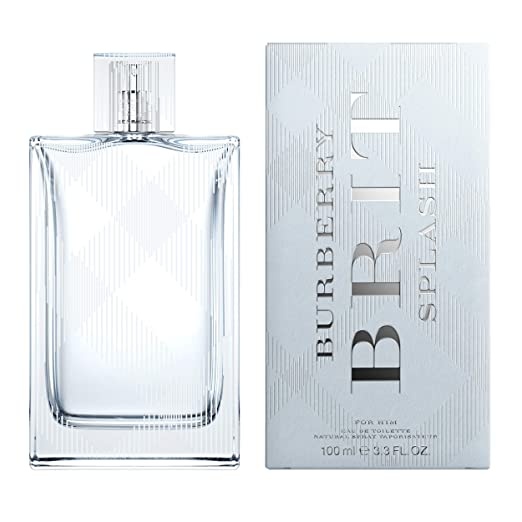 e4610a59f956 Burberry Brit Splash for Men, 3.3 oz EDT Spray: Amazon.ae