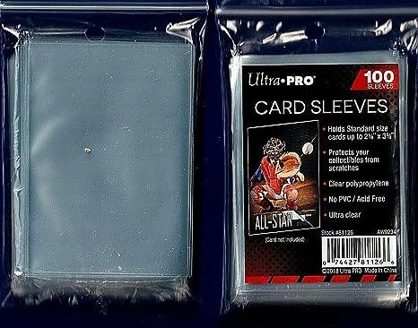 Debit Card Sleeves Twin Pack
