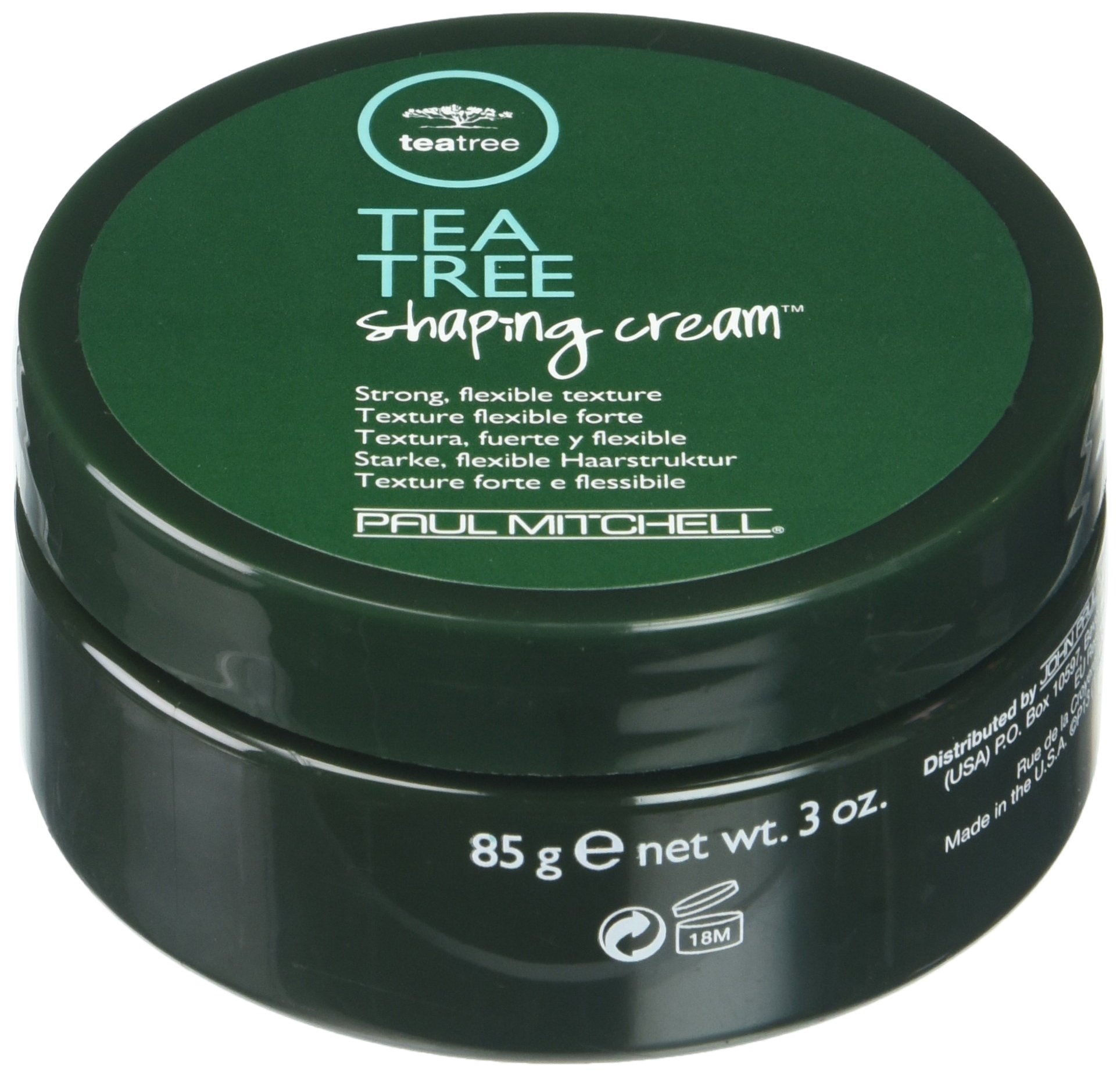 Tea Tree Shaping Cream 3oz Skin Ceuticals - Emollience (For Normal to Dry Skin) (Salon Size) -480ml/16oz
