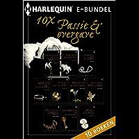 Harlequin ebundel 10 x Passie en overgave (Passie & overgave)