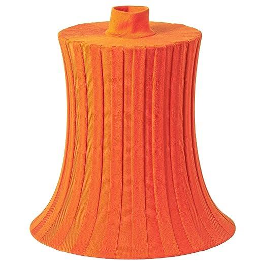 Ikea ämtevik lámpara pantalla en color naranja; (37 cm ...