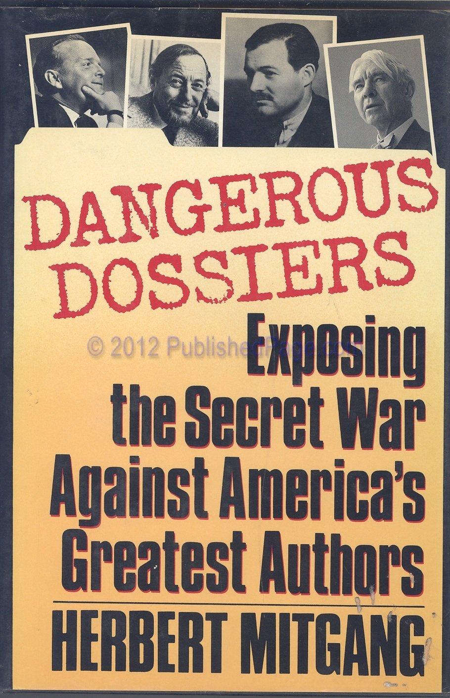 Dangerous Dossiers, Mitgang, Herbert