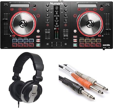 Amazon.com: Numark Mixtrack Pro 3 USB DJ controlador con ...