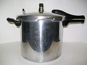 Amazon.com: Philippe Richard 8-Quart Pressure Cooker ...
