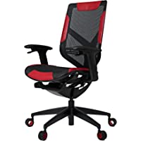 Vertagear VG-TL275_BR Gaming Series Triigger 275 Ergonomic Office Chair (Red)