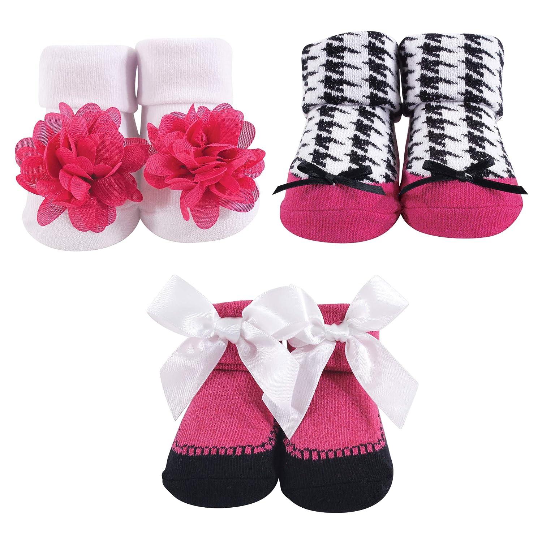 Hudson Baby Baby Girls Socks Gift Set
