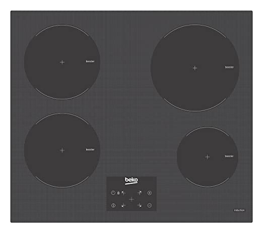 Cocina Beko 64400, 458.2 cm, temporizador con alarma sonora ...