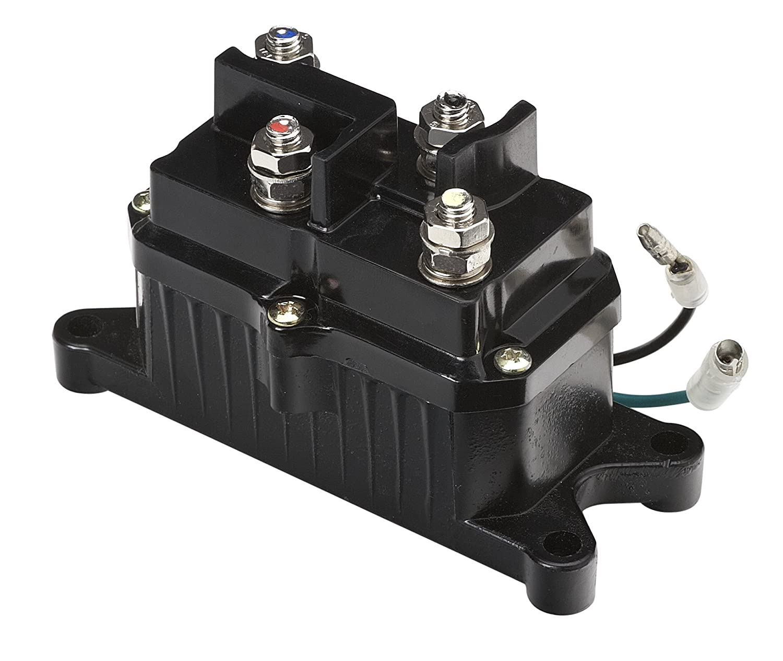 Viper Atv Utv Replacement Contactor 2000lb 3000lb Yamaha Winch Solenoid Wiring Diagram Winches Automotive