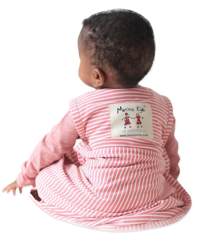 Merino Kids Baby Sleep Bag, Schlafsack für Babys 0-2 Jahren