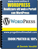 WordPress: Creare Siti Web e Portali