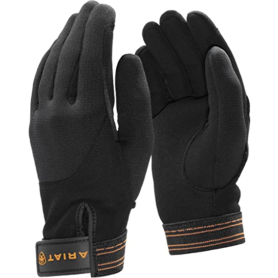 Ariat Insulated Tek Grip Everyday Riding Glove