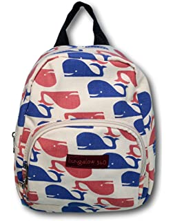 981935712207 Bungalow 360 Kids Mini Backpack (Whale)