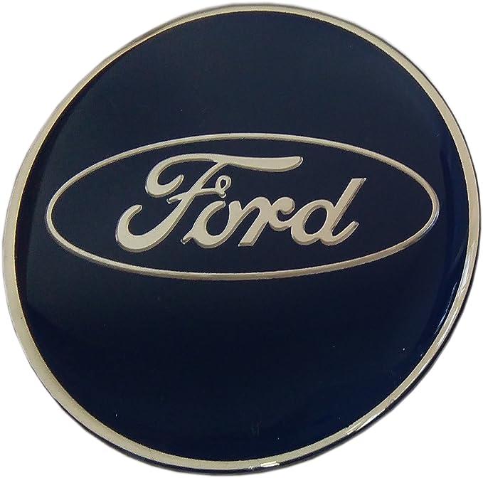 3 opinioni per Coprimozzo di ricambio, con logo adesivo Ford, in resina epossidica di alta