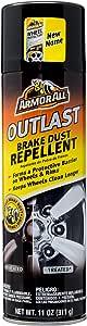 Armor All Car Brake Dust Repellent, Cleaner for Tires, Wheels, and Rims, Outlast, 11 Fl Oz, 18191B