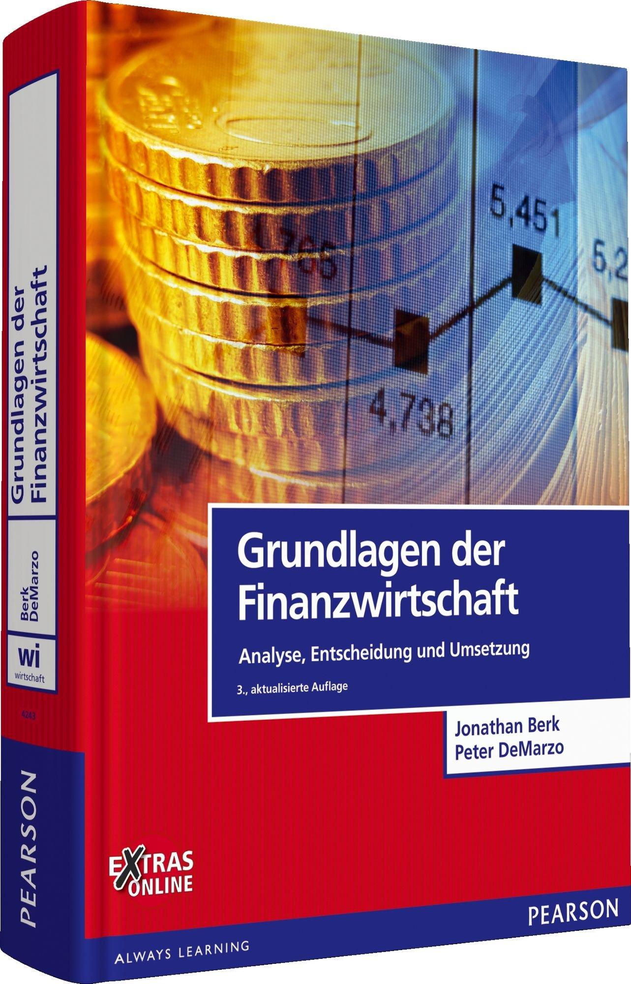 ÜB Grundlagen der Finanzwirtschaft: Das Übungsbuch (Pearson Studium ...