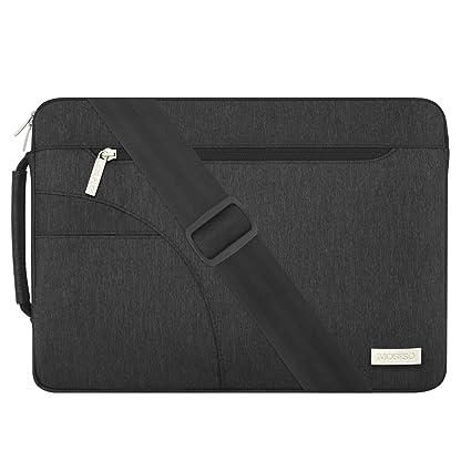 f28f92278c1 MOSISO Funda de Hombro Compatible 15-15.6 Pulgadas MacBook Pro/Pro  Retina/Chromebook